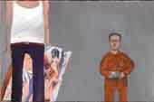 kleiner Maler, grosser Maler // small painter, big painter , 1999